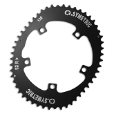 130 BCD Single Outer Chainring  Fits: Shimano, SRAM