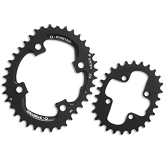 Shimano XTR Compatible Chainring Combo Set